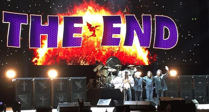 Black Sabbath - Verona 2016