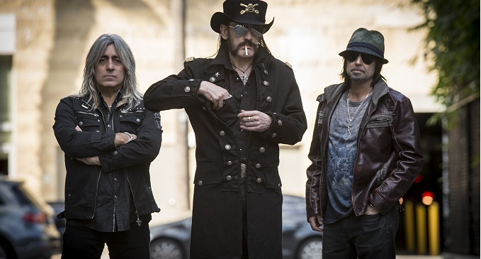 Motörhead - 'Under Cover', album di brani riproposti dalla band di Lemmy durante questi anni con un inedito: 'Heroes' di David Bowie