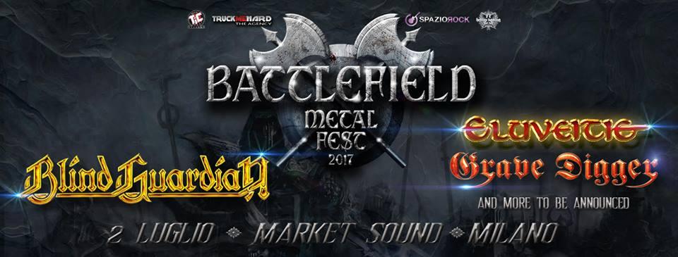 Battlefield - Il festival Heavy
