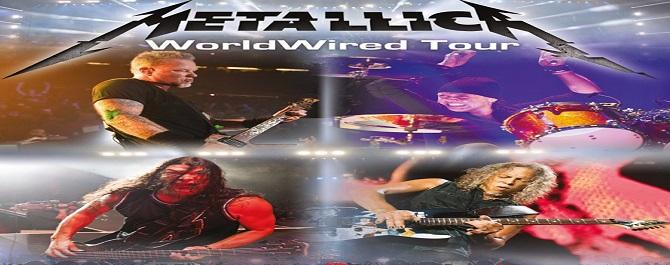 Metallica: tour con Avenged Sevenfold, Volbeat, Gojira