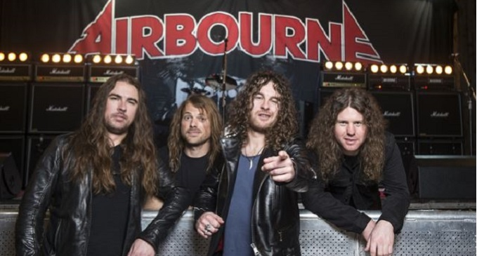 Airbourne - On line brano dedicato a Lemmy Kilmister: 'It's All For Rock 'N' Roll'