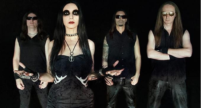 Cadaveria - Pubblicano la cover di 'Christian Woman' su iTunes