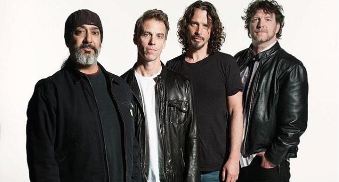 Soundgarden - Annunciato il tour americano