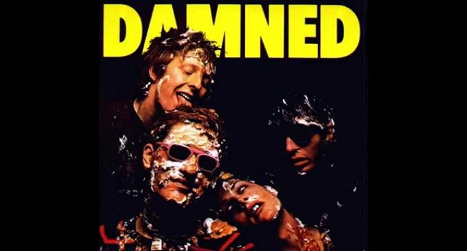 The Damned - 'Damned, Damned, Damnend': 40 anni di follia punk