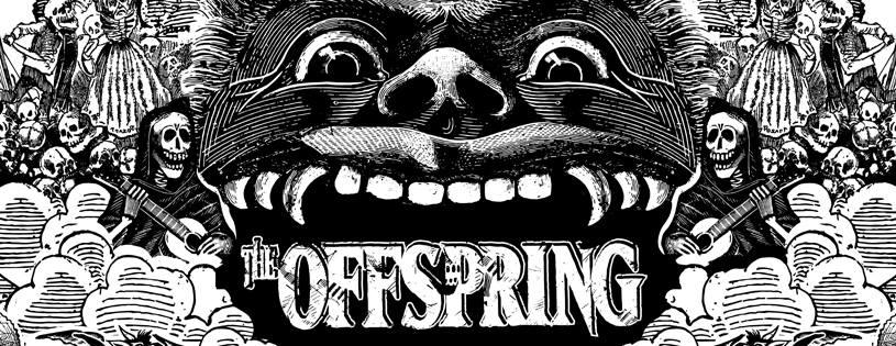 The Offspring - In Italia per il tour estivo