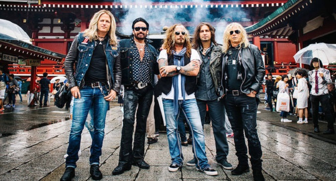 The Dead Daisies: aggiunta una data in Italia