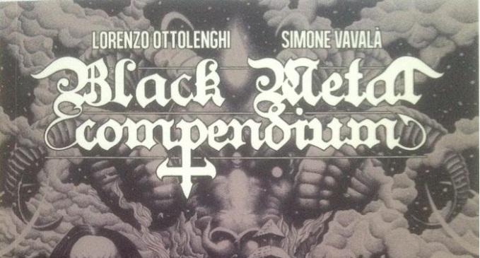 Black Metal, Compendium vol 1 - Primo libro della trilogia in uscita a fine marzo