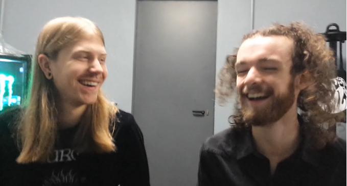 André Kvarnström e Dorian Sorriaux ci raccontanto un po' di Blues Pills