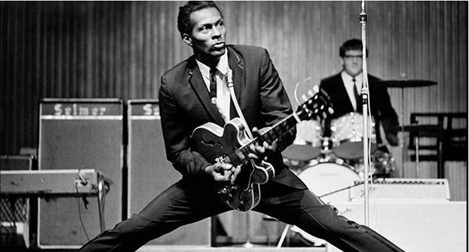 Chuck Berry - Addio Grande Padre del Rock'n'Roll