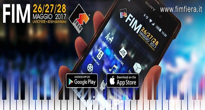 FIM - Fiera Internazionale della Musica a Maggio a Erba, in provincia di Como