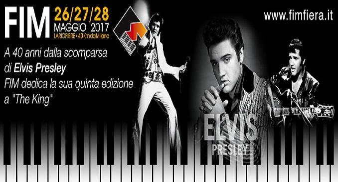 Fiera Internazionale della Musica - La V Edizione dedicata al re del Rock'n'Roll... ELVIS!!!