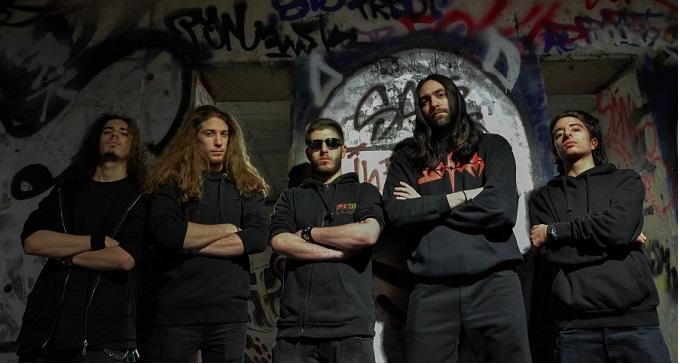 Netherblade - Prosegueno le sessioni di registrazione del debut album