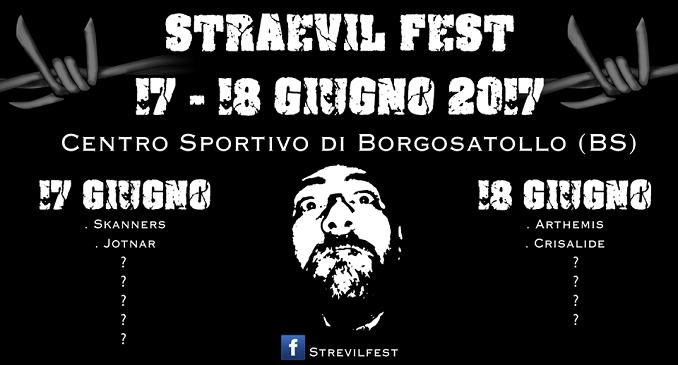 Straevil Fest - Due Nuove Band si Aggiungono al Cartellone