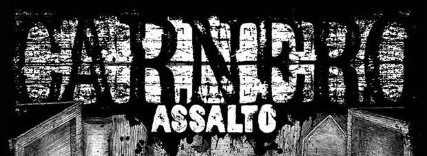 """CARNERO - Esce oggi l'album """"ASSALTO"""""""