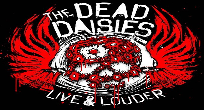 "The Dead Daisies: video di ""Make Some Noise - Live & Louder"" e nuove date live"