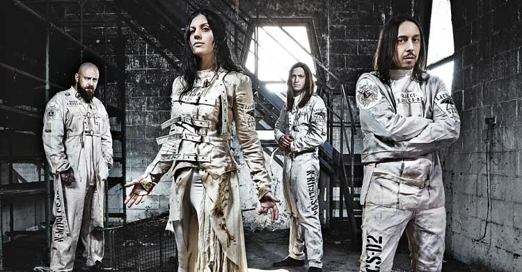 "LACUNA COIL - Il nuovo video ""Blood, Tears, Dust"""