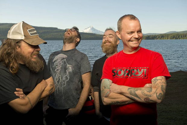 RED FANG - Annullate le date italiane