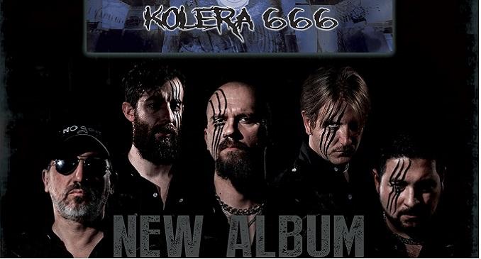 Scream 3 Days - Terminate le Registrazioni di 'Kolera 666'