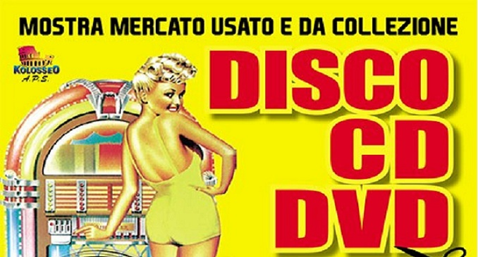Mostra Mercato del Disco – Il 9 Aprile a Reggio Emilia