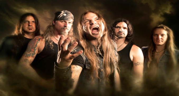 Iced Earth: 'Seven Headed Whore' video online