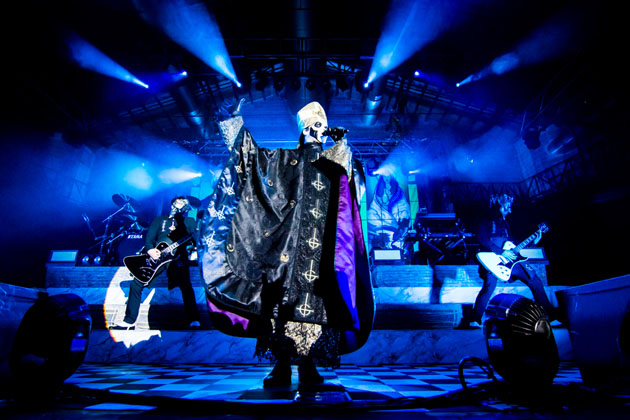 "GHOST - Il nuovo video ""He Is"""