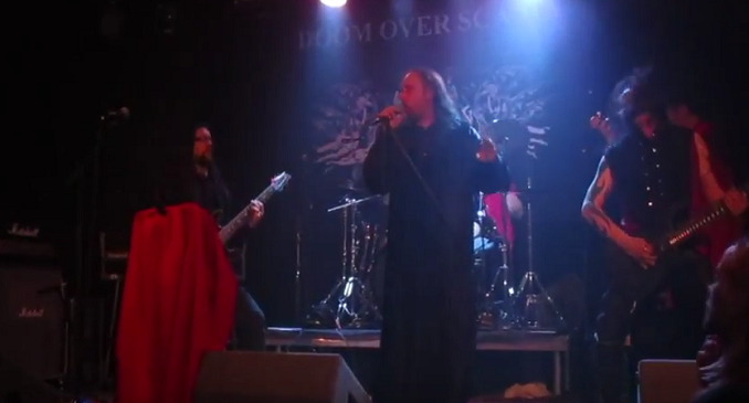Crimson Dawn - Video e foto dalla Svezia