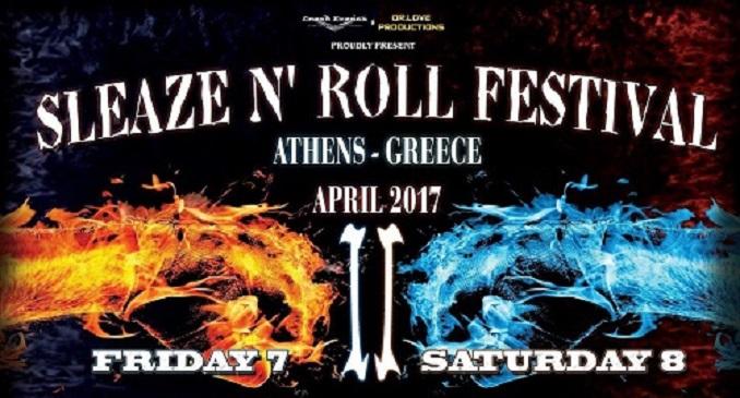 Sleaze N' Roll Festival 2017 - Intervista con Mariza Crash