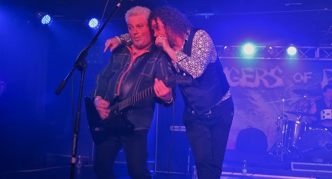 Tygers Of Pan Tang + Axevyper + Angel Martyr + Bullet-Proof – Circolo Colony, Brescia – 1 aprile 2017