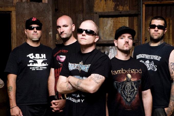 Hatebreed - Oggi inizia il tour europeo da Colonia