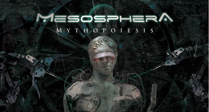 Mesosphera - In uscita il debut album 'Mythopoiesis'