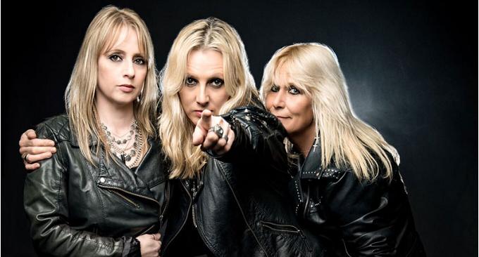 Rock Goddess - Il ritorno dopo 30 anni di silenzio. A maggio EP con tre brani : 'It's More Than Rock And Roll'