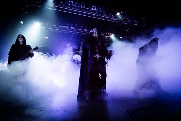 Mayhem - Ad Ottobre a Roma