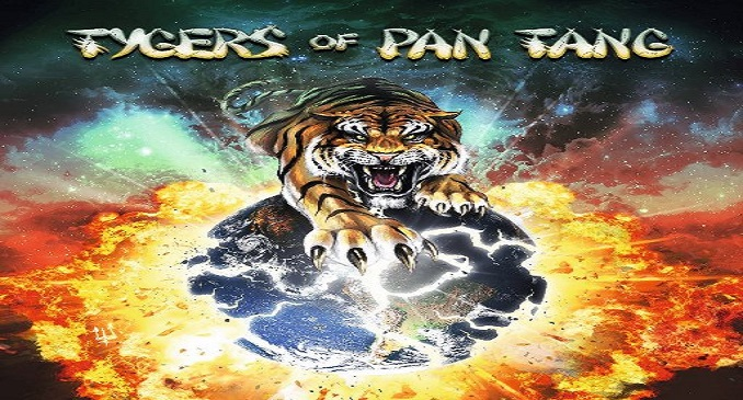 Tygers Of Pan Tang + Tractors + Angel Martyr + Lost Reflection - Traffic Club, Roma - 30 marzo 2017