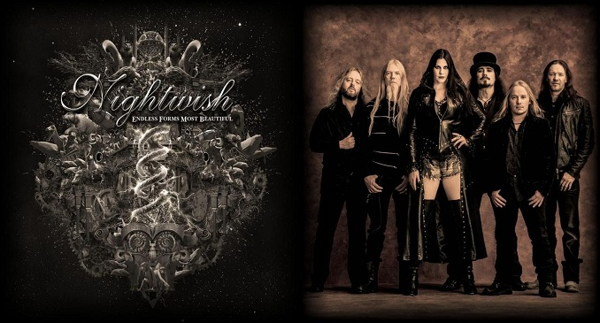 Nightwish - 'Endless Forms Most Beautiful' Disco d'Oro in Germania