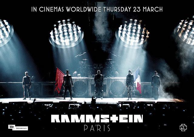 """RAMMSTEIN - Il primo web-episode tratto dal nuovo dvd """"Paris"""""""