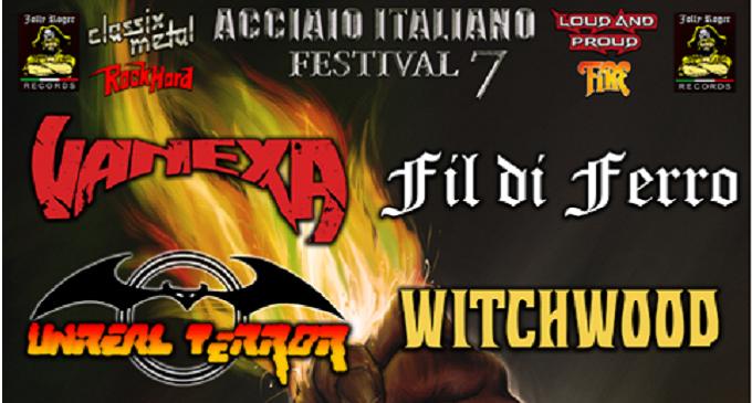 Acciaio Italiano Festival 7 - Il Countdown è iniziato