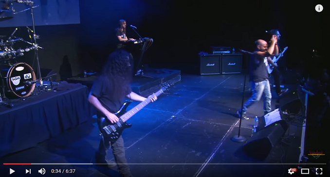 DGM - Video Live on Line: 'Trust'