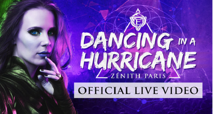 Epica - Live Video on Line: 'Dancing In A Hurricane'