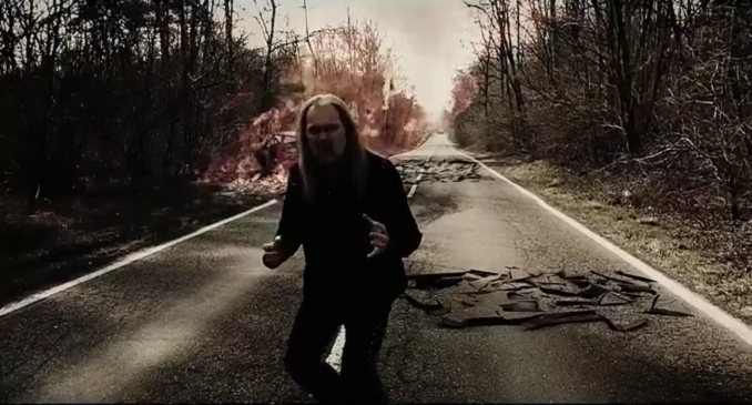 Jorn - Video on Line 'Life on Death Road'