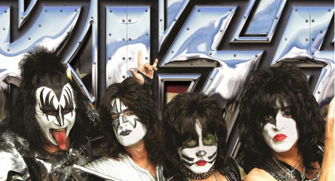 Kiss - Una Notte di Rock'n'Roll al Pala Alpitour di Torino, 15 maggio 2017