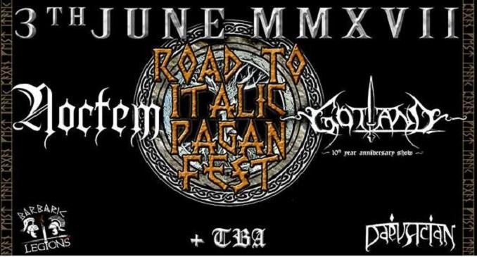Road to Italic Pagan Fest: ecco il bill definitivo