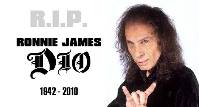Ronnie James Dio - Lunga Vita al Rock'n'Roll