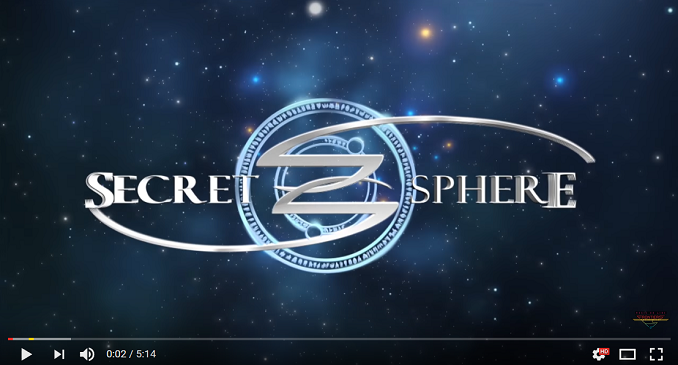 Secret Sphere - Official Audio on Line: 'Courage'