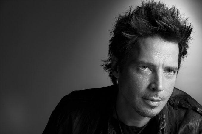 Chris Cornell... 'Say hello to heaven'...