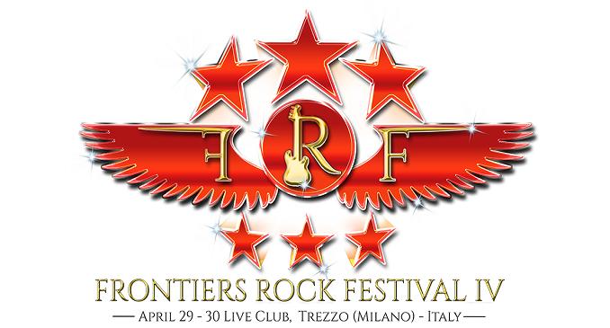 Frontiers Rock Festival IV - Live Club, Trezzo Sull'Adda (MI)  29-30 aprile 2017
