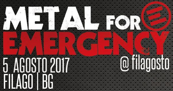 ELUVEITIE - Un concerto gratuito al Metal For Emergency Fest