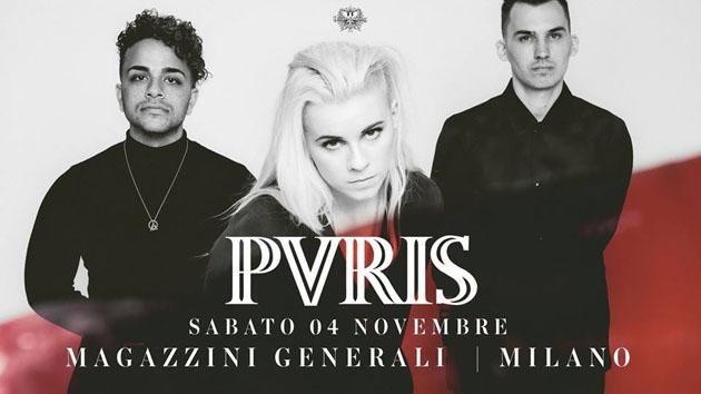 PVRIS - Per la prima volta in Italia