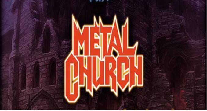 Metal Church - Unica Data Italiana ad Agosto al BLUE ROSE FEST Open Air