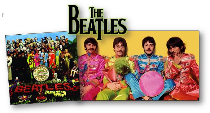 The Beatles e 'Sgt. Pepper's Lonely Hearts Club Band'... il tempo senza fine