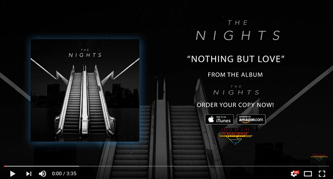 The Nights - Official Audio on Line: 'Nothing But Love'